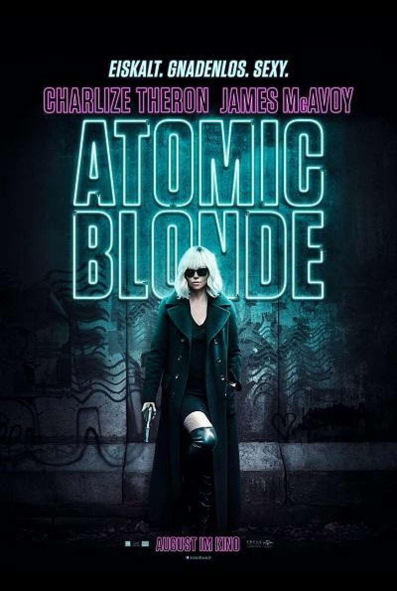 Atomic Blonde - Filmplakat 2