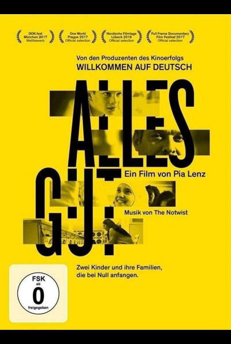 Alles gut - DVD-Cover