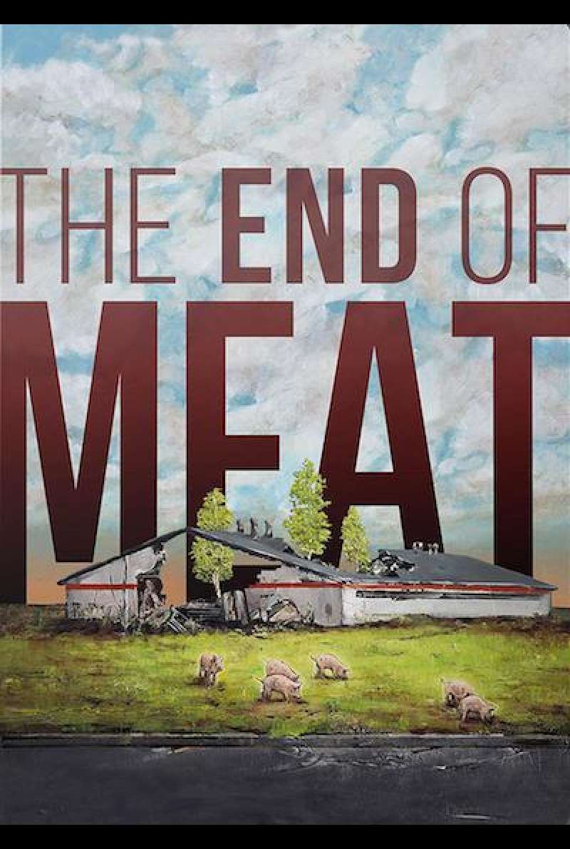 The End of Meat - Filmplakat