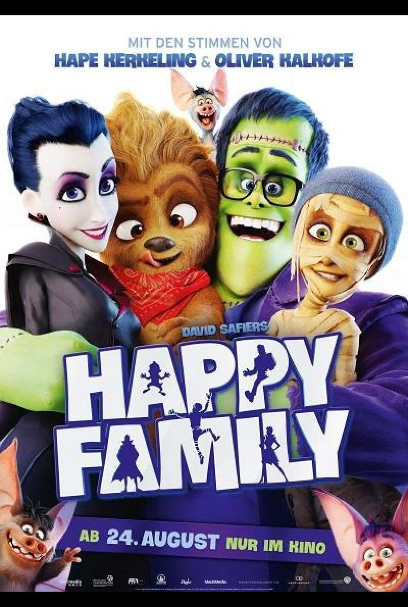 Happy Family (2017) - Filmplakat