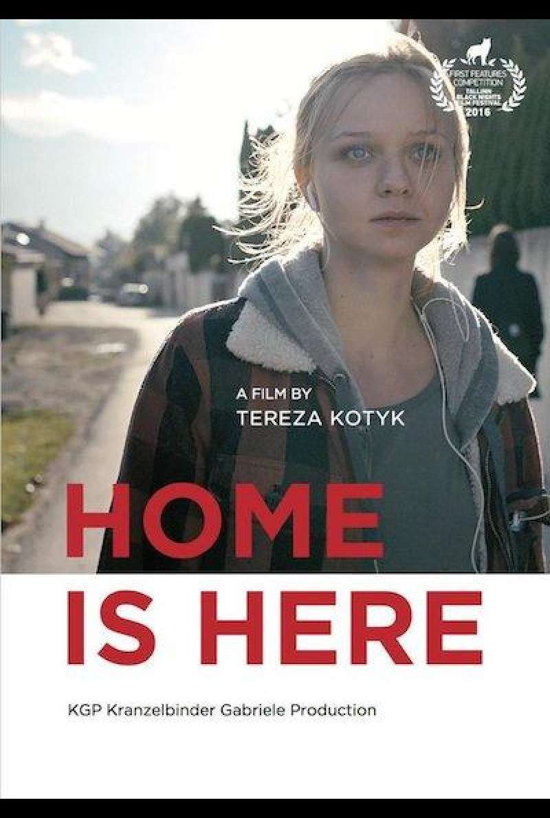 Home is Here - Filmplakat