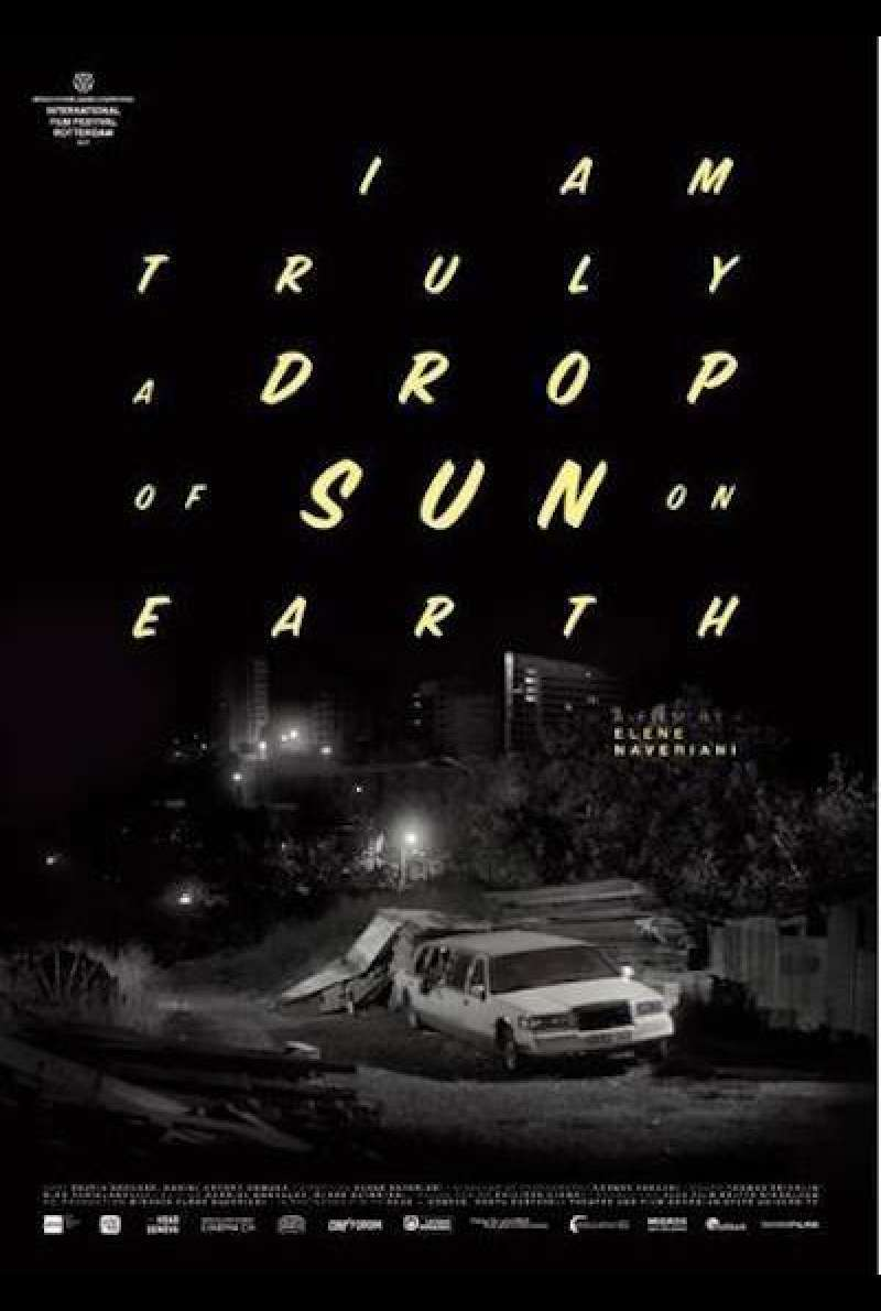 I am Truly a Drop of Sun on Earth - Filmplakat