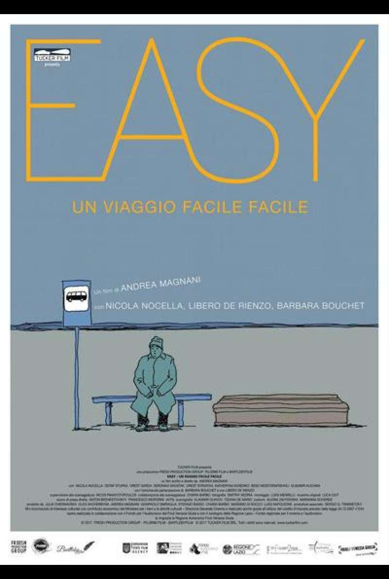 Easy von Andrea Magnani - Filmplakat (IT)