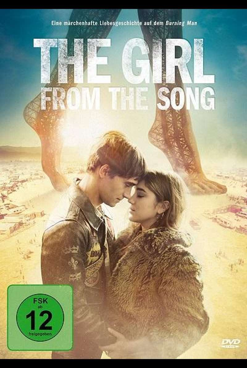 The Girl from the Song - DVD-Cover