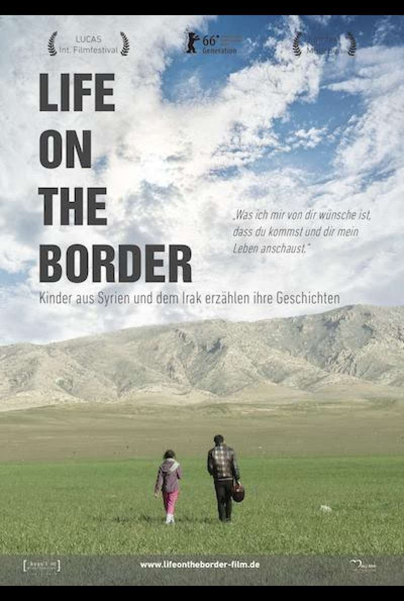 Life on the Border - Filmplakat