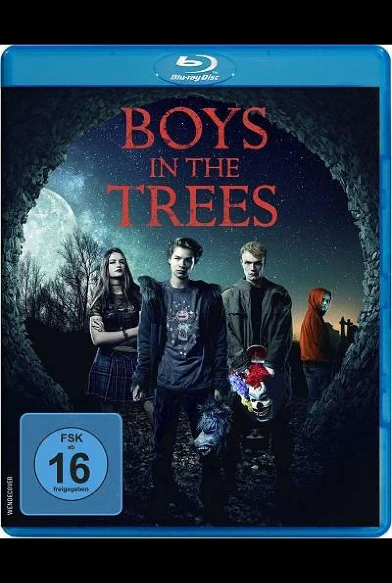 Boys in the Trees - DVD-Cover