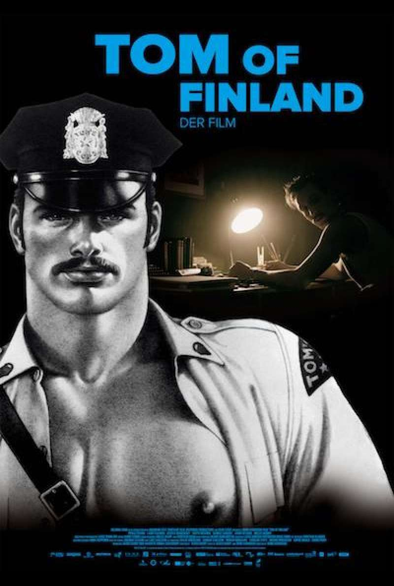 Tom of Finland - Filmplakat