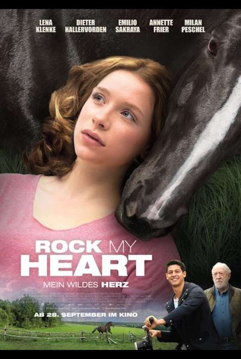 Rock My Heart - Filmplakat