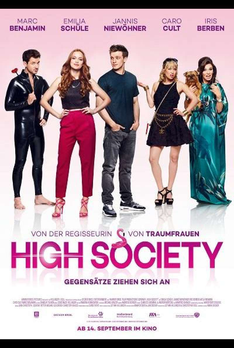 High Society - Filmplakat