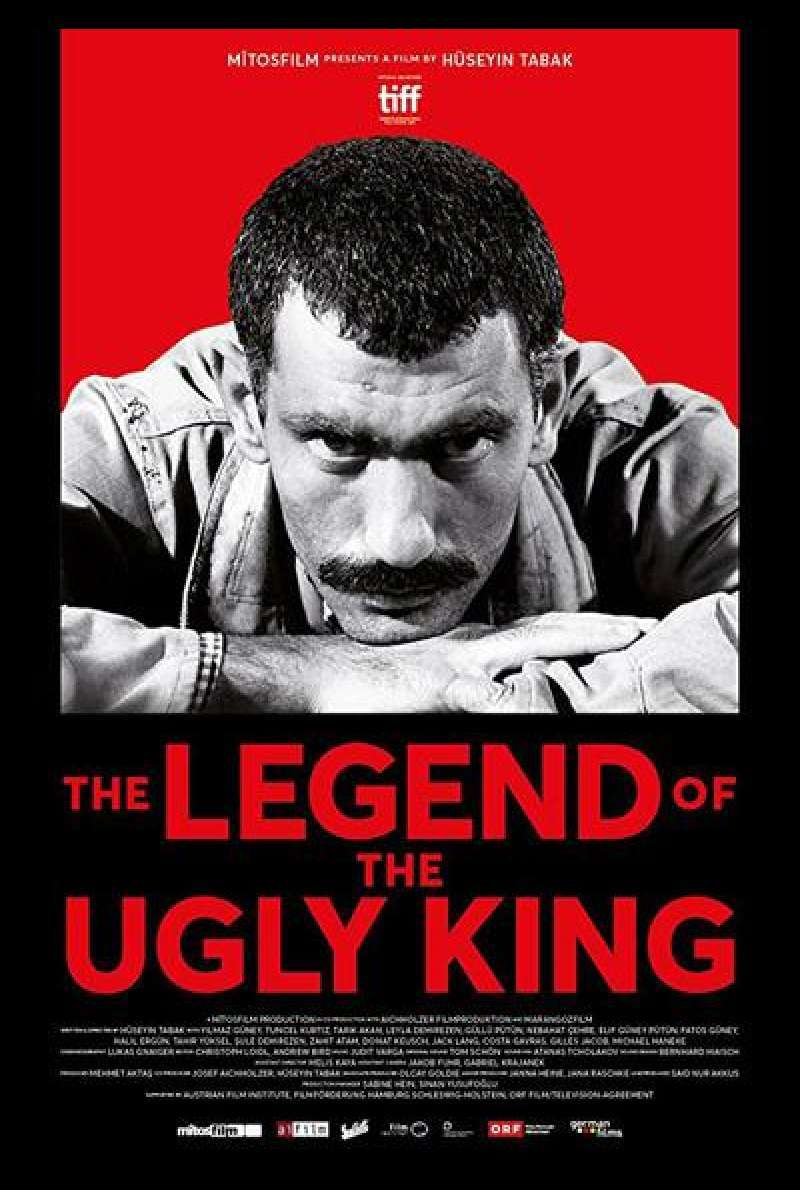 The Legend of the Ugly King von Hüseyin Tabak - Filmplakat