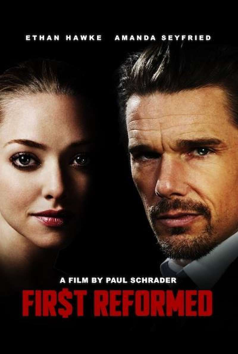 First Reformed - Filmplakat (INT)
