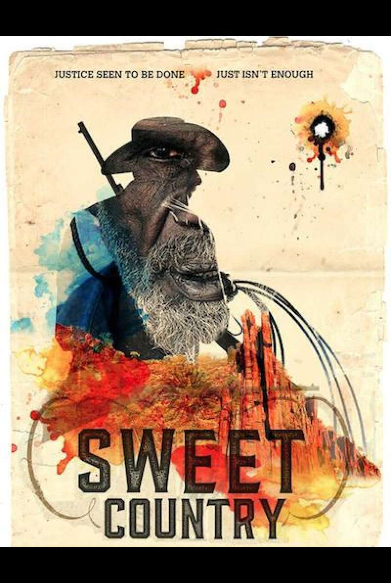 Sweet Country - Filmplakat (INT)