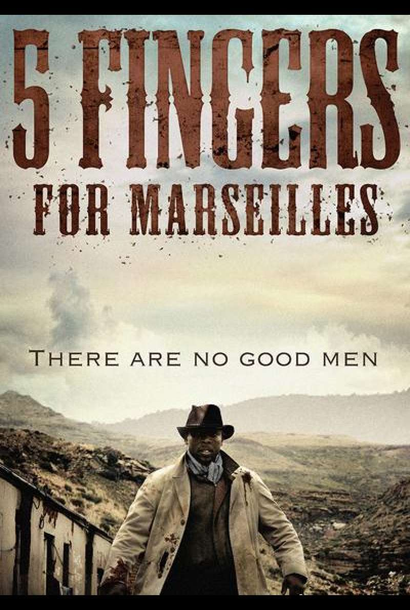 Five Fingers for Marseilles von Michael Matthews - Filmplakat