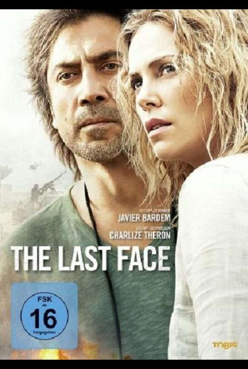 The Last Face - DVD-Cover