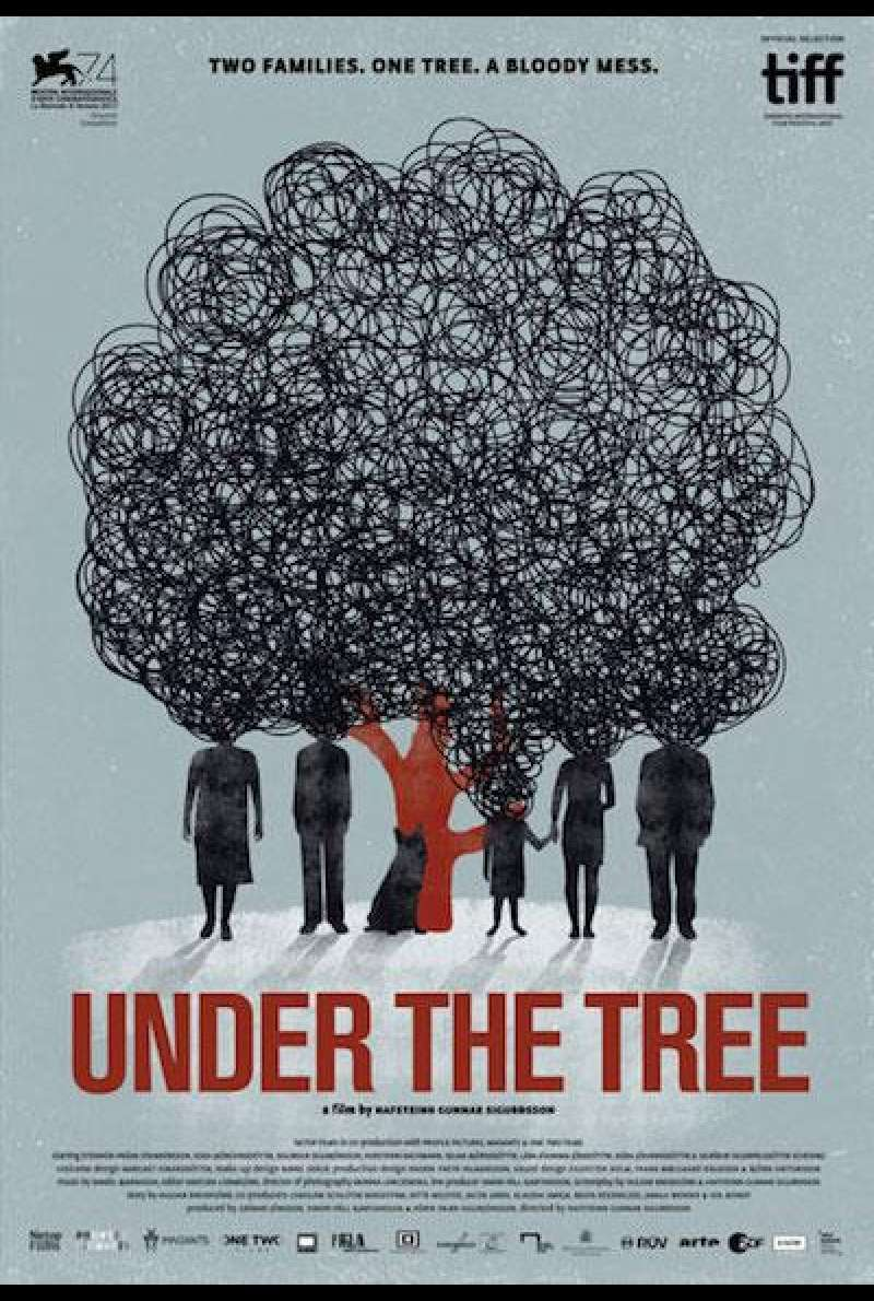 Under the Tree - Filmplakat (INT)