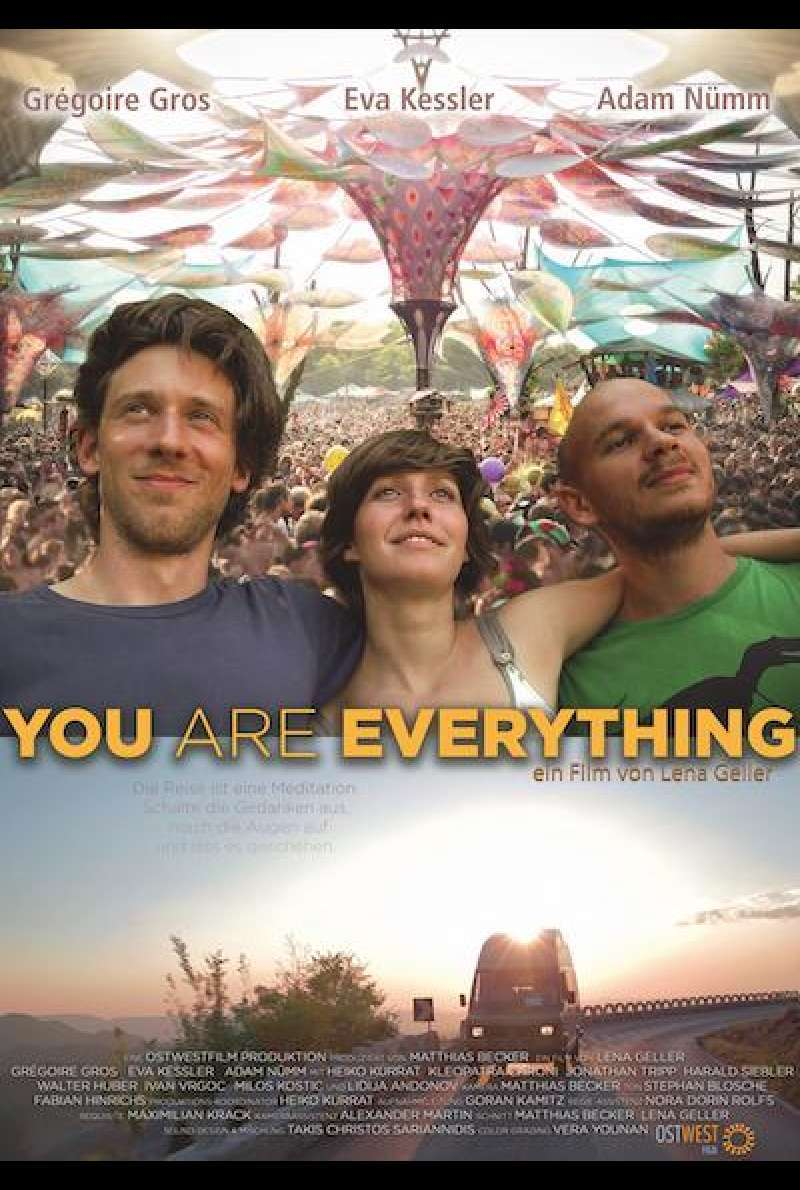 You Are Everything (2016) - Filmplakat