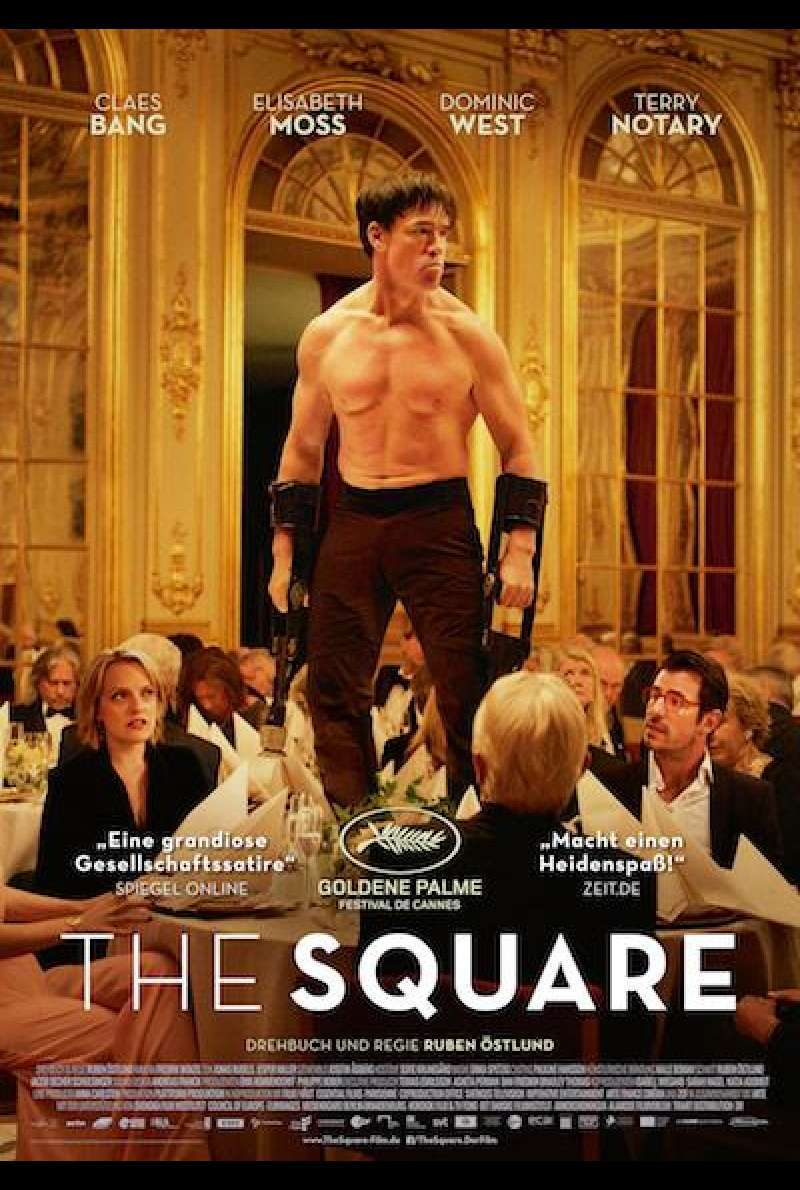 The Square (2017) - Filmplakat