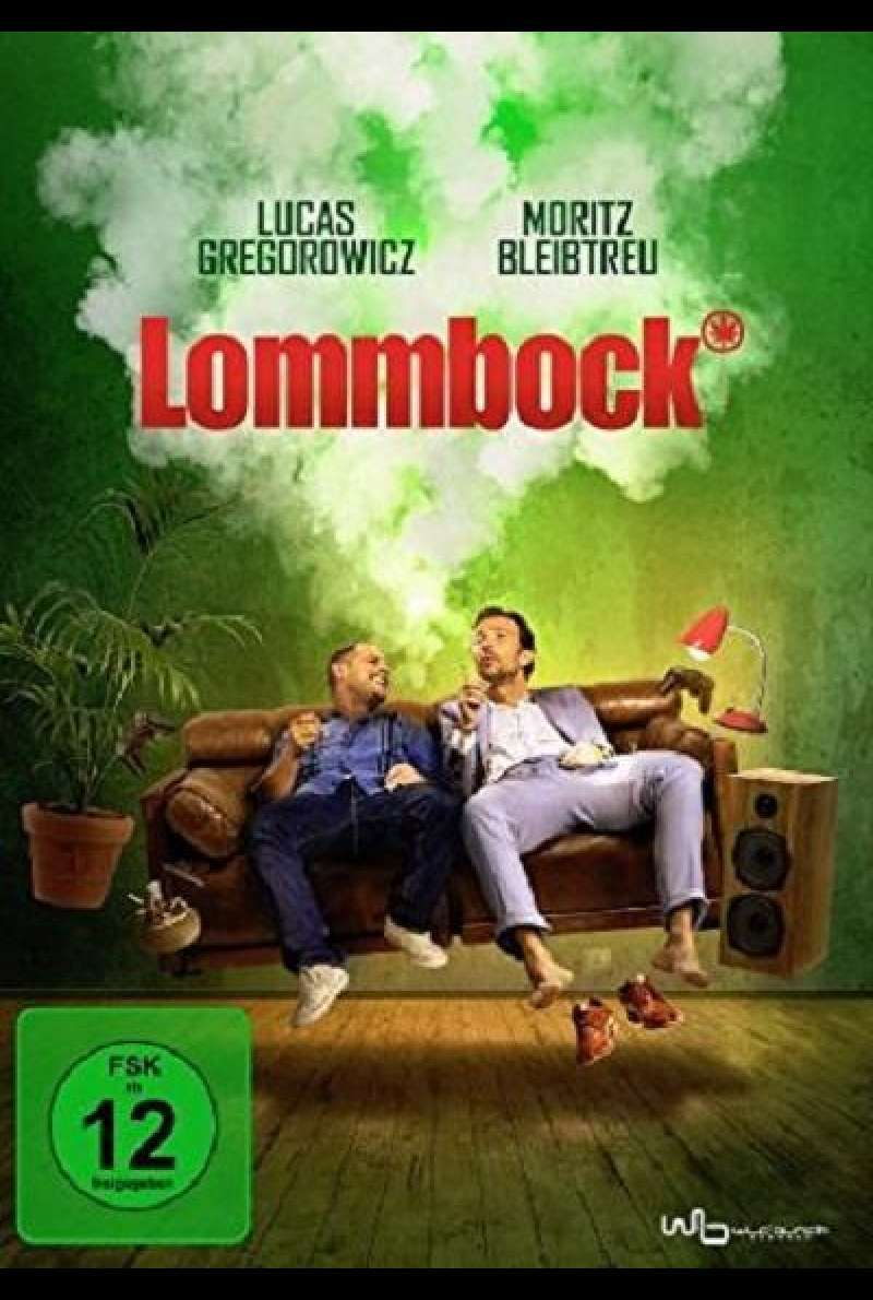Lommbock - DVD-Cover