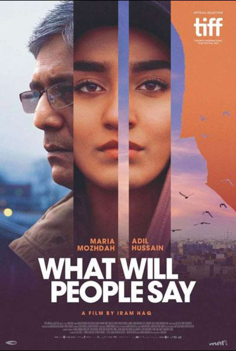 What Will People Say? von Iram Haq - Filmplakat