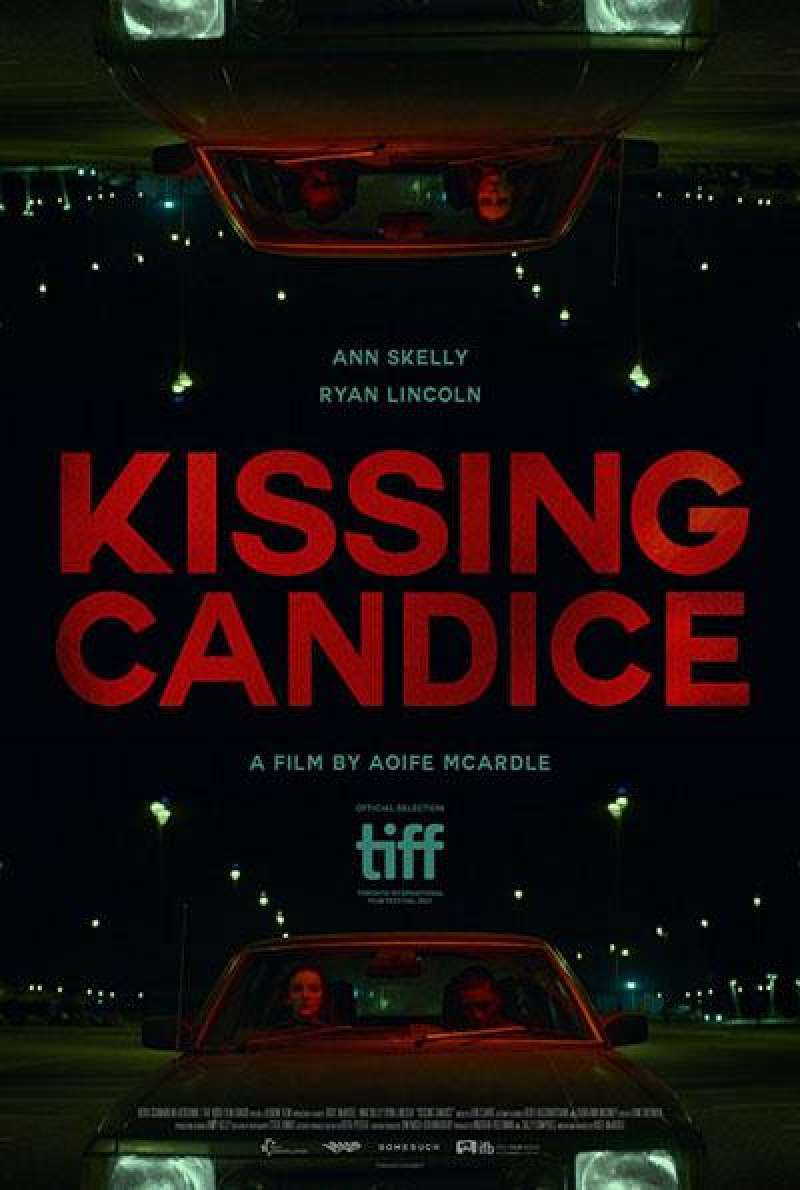 Kissing Candice von Aoife McArdle -Filmplakat