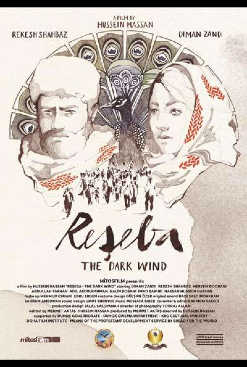Reseba - The Dark Wind - Filmplakat (INT)