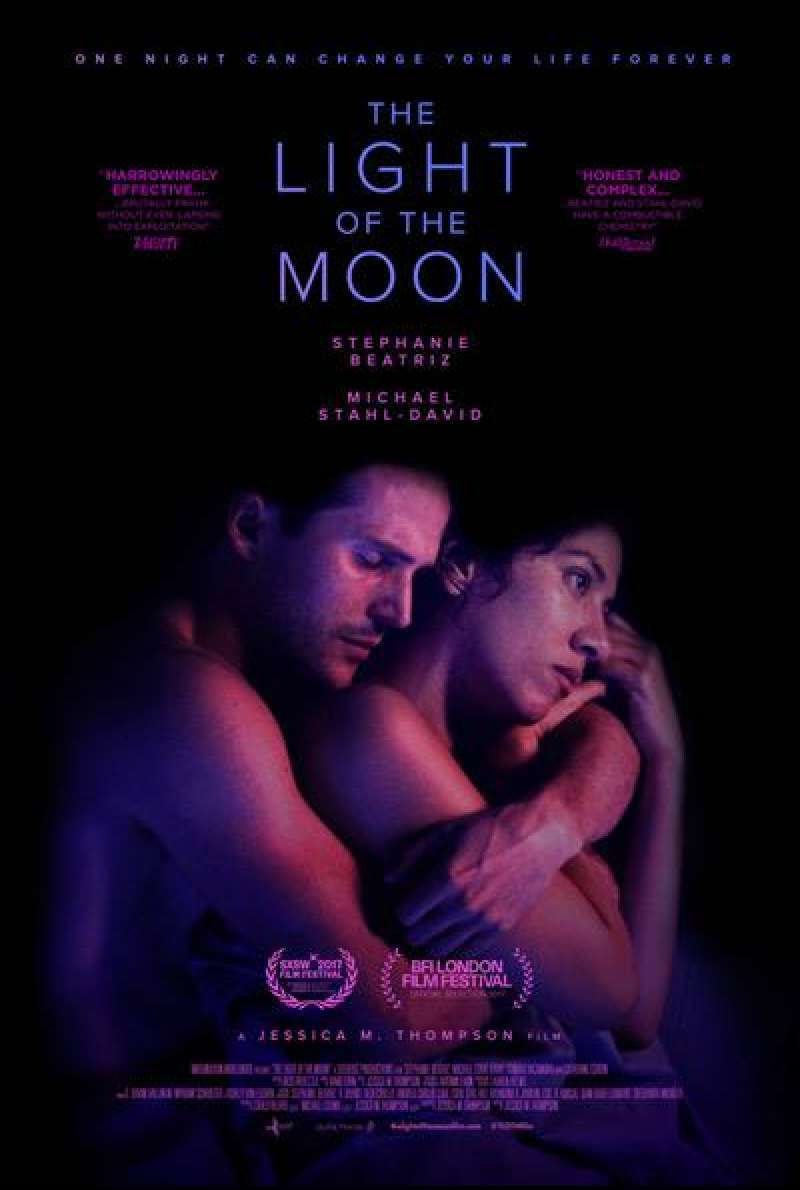 The Light of the Moon von Jessica M. Thompson - Filmplakat
