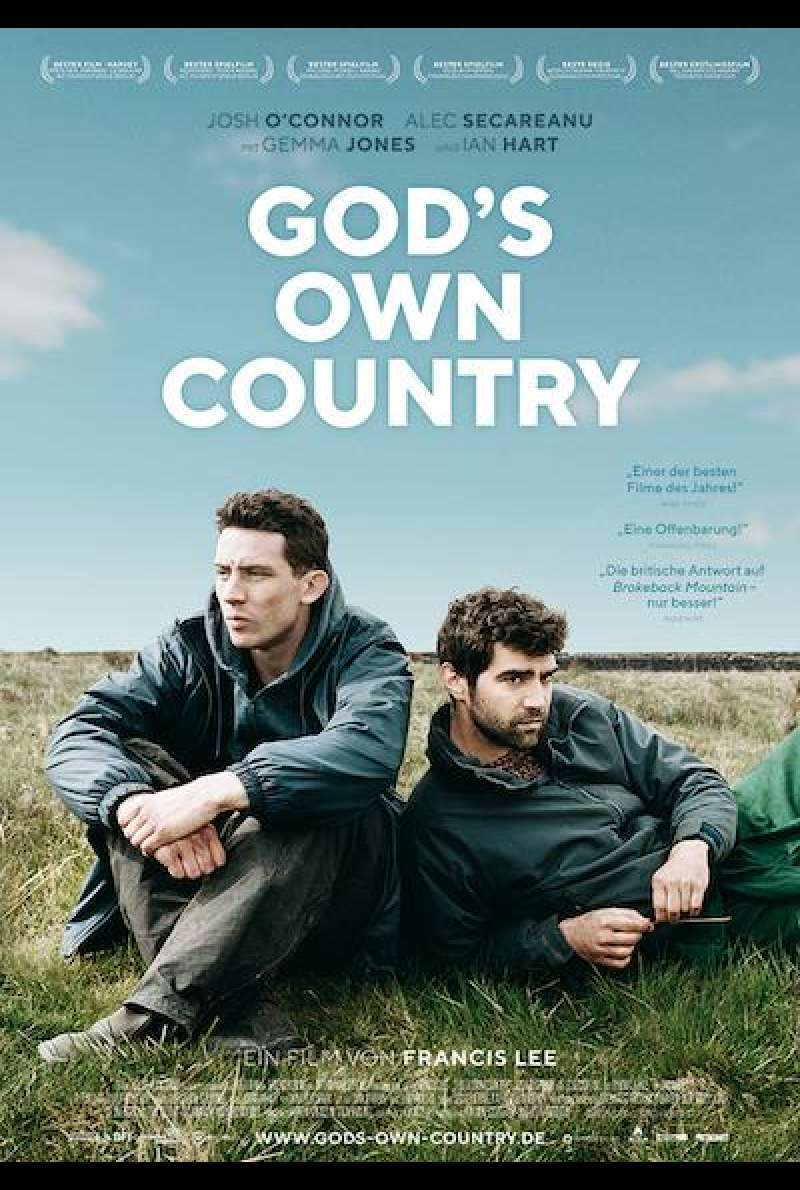 God's Own Country - Filmplakat