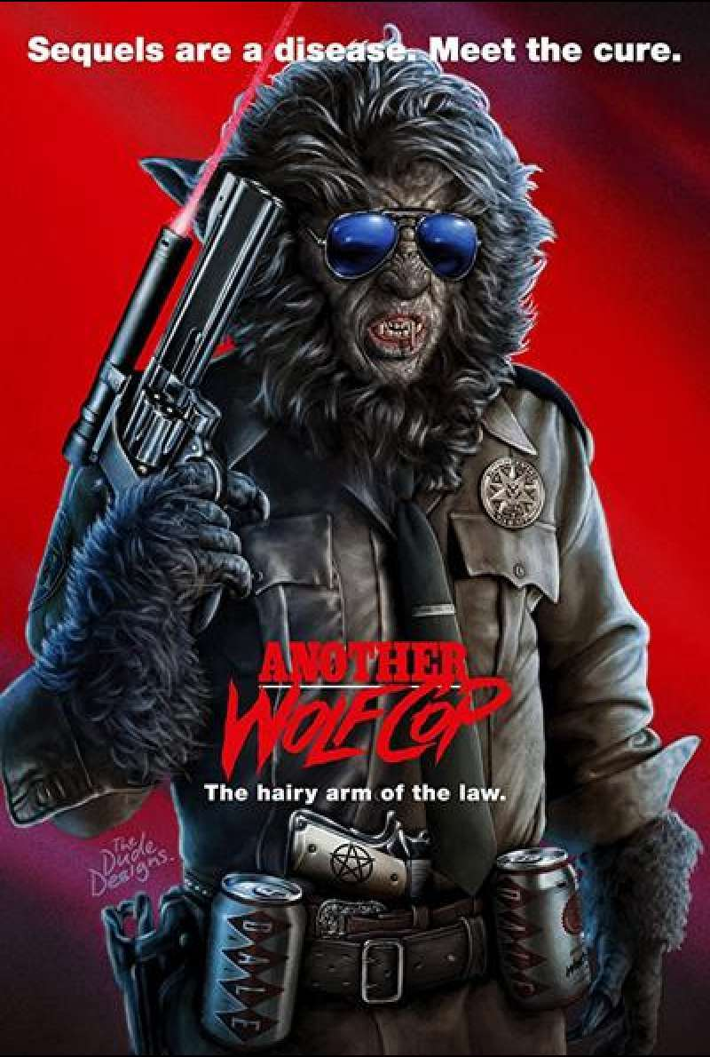 Another Wolfcop von Lowell Dean - Filmplakat