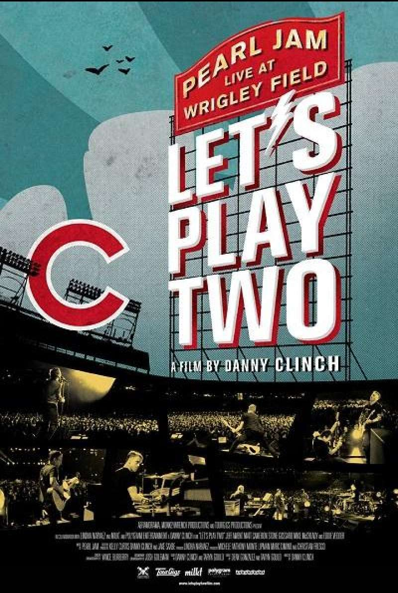 Let's Play Two - Filmplakat (INT)