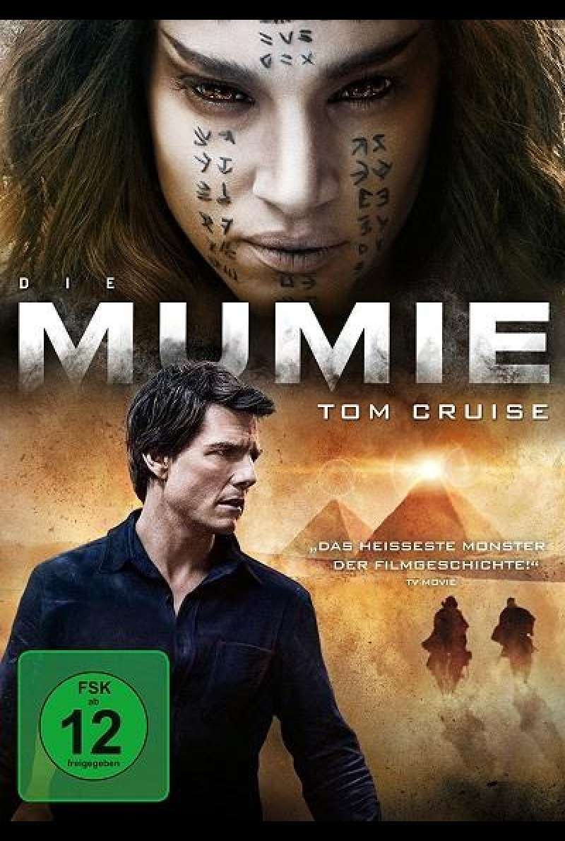 Die Mumie - DVD-Cover