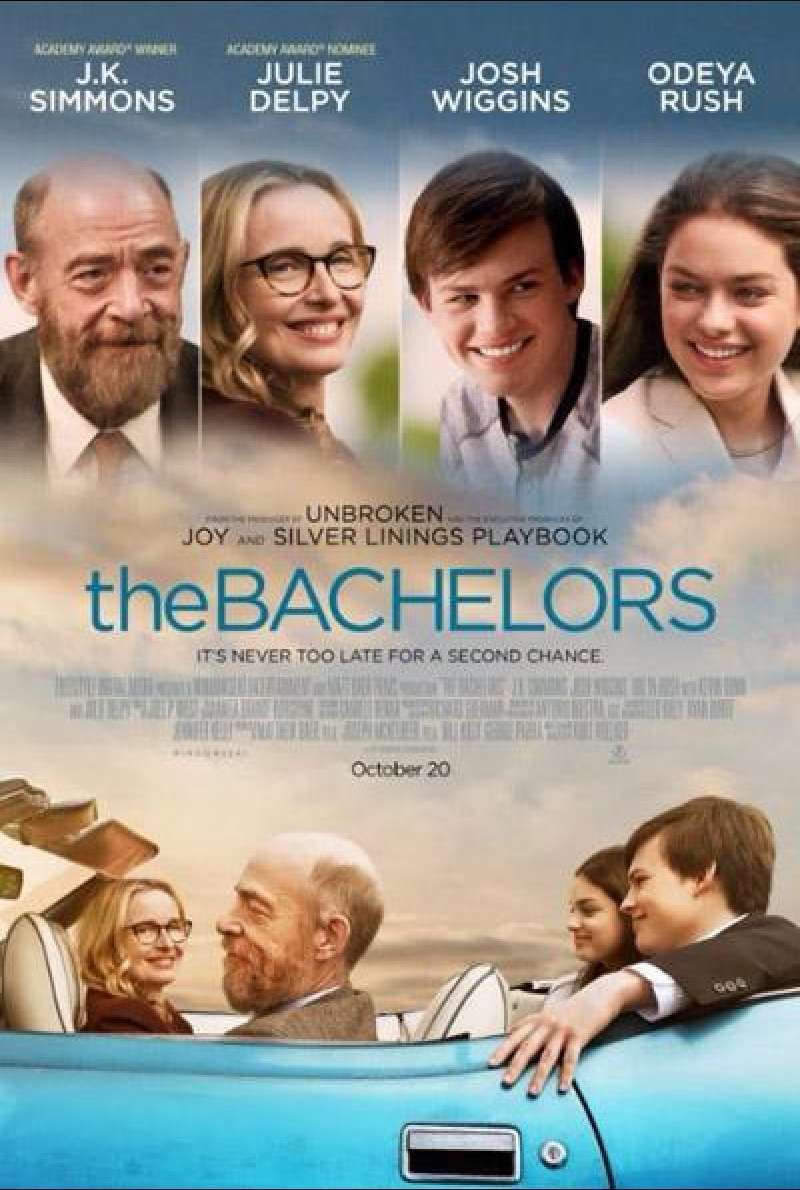 The Bachelors von Kurt Voelker - Filmplakat