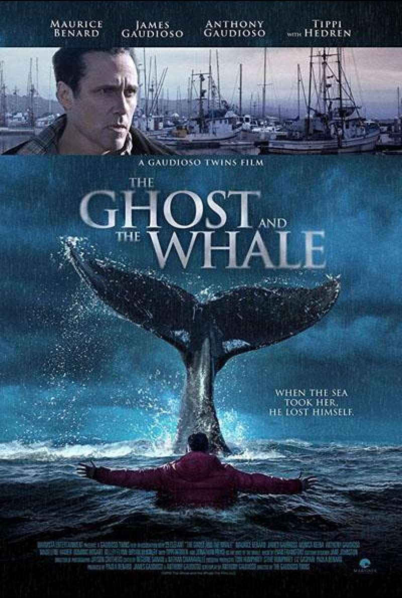 The Ghost and the Whale von Anthony Gaudioso und James Gaudioso - Filmplakat