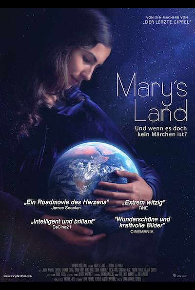 Mary's Land - Filmplakat