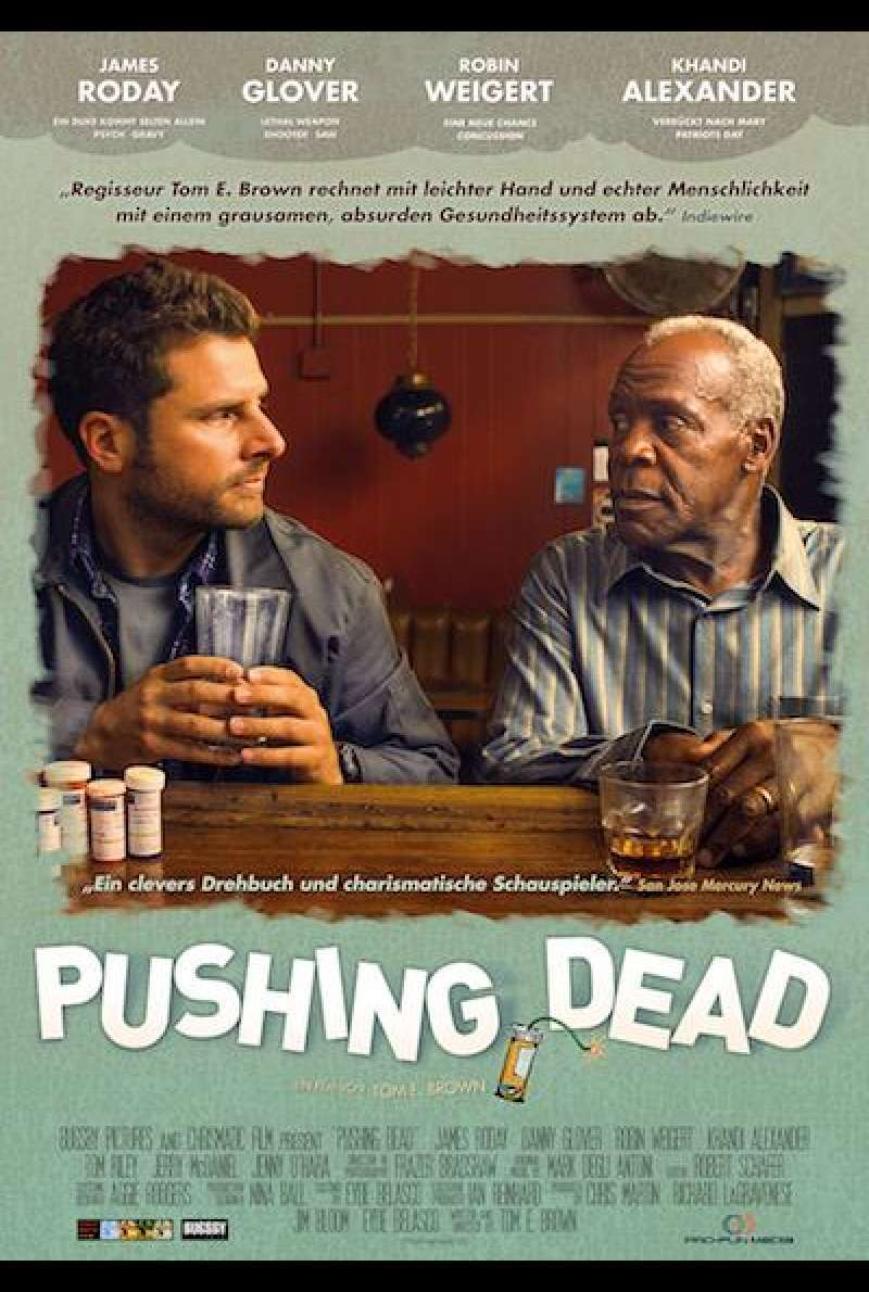 Pushing Dead - Filmplakat