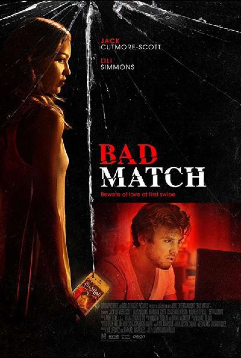 Bad Match von David Chirchirillo - Filmplakat
