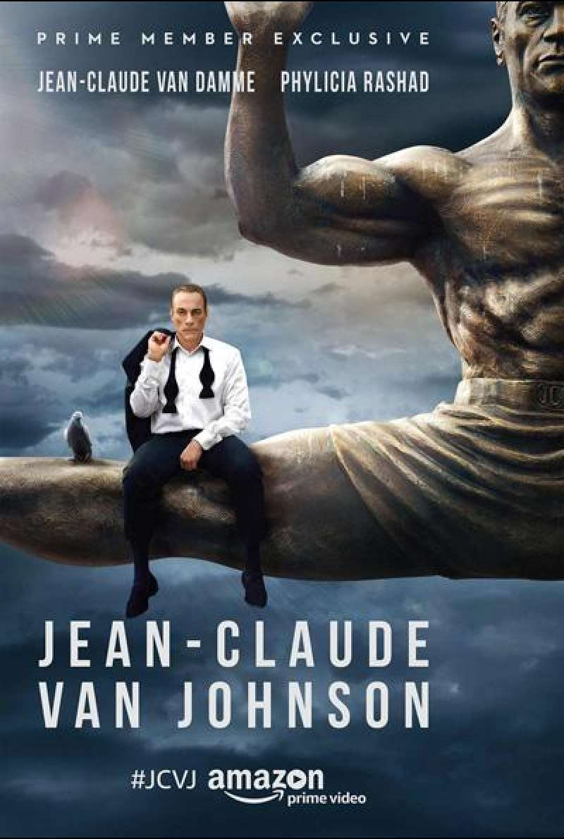 Jean-Claude Van Johnson (TV-Serie) - Plakat