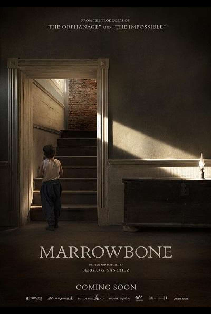 Marrowbone - Teaserplakat (INT)