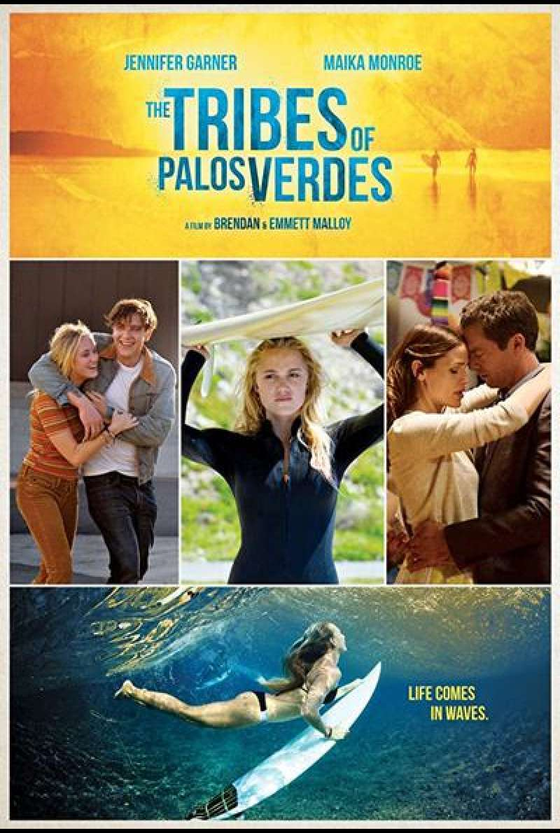 The Tribes of Palos Verdes von Brendan Malloy - Filmplakat