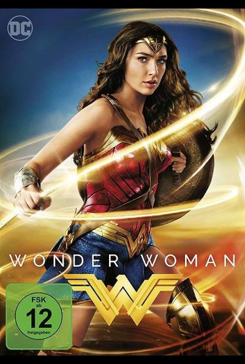 Wonder Woman - DVD-Cover