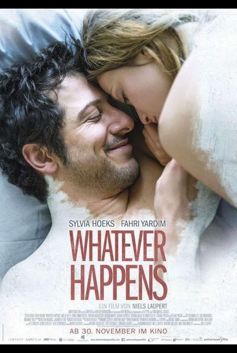 Whatever Happens - Filmplakat
