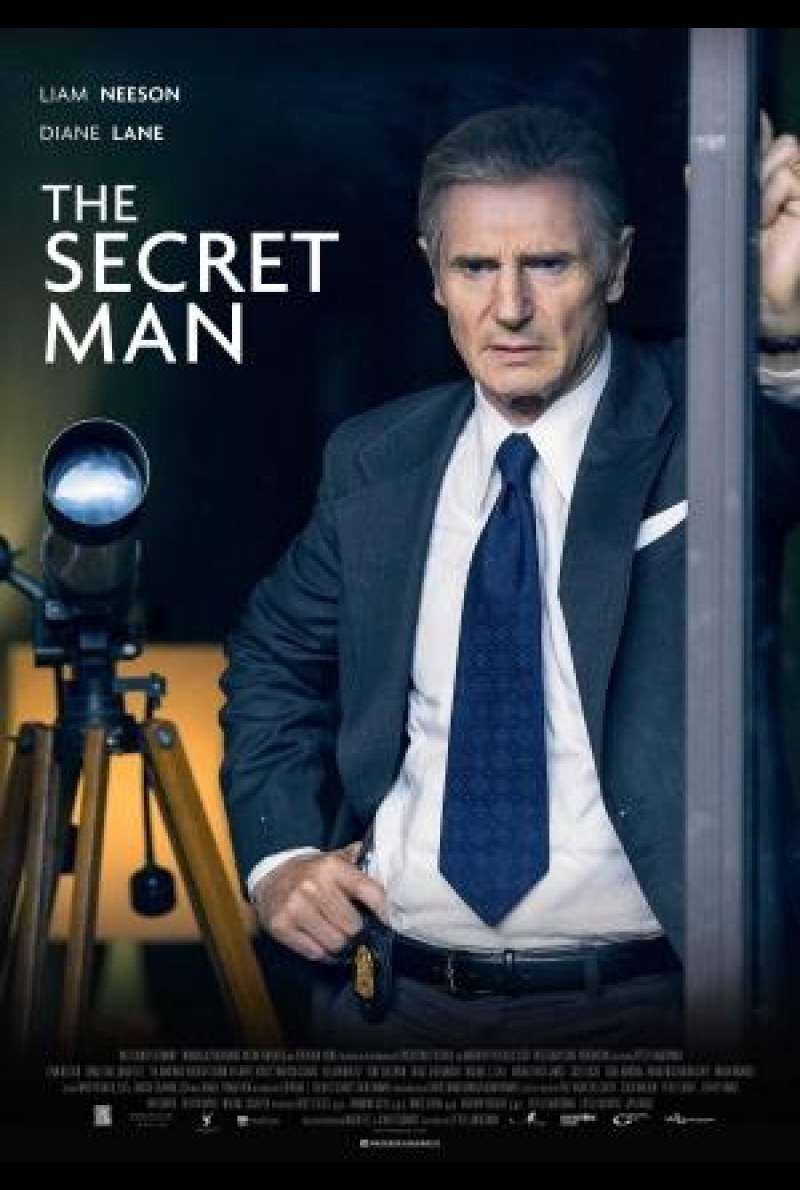 The Secret Man - Filmplakat