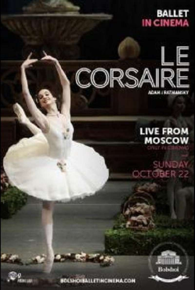 bolshoi ballet le corsaire film trailer kritik. Black Bedroom Furniture Sets. Home Design Ideas