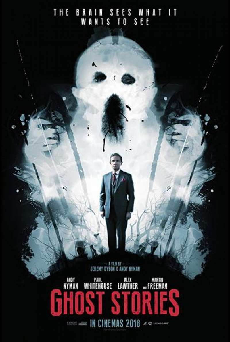 Ghost Stories von Jeremy Dyson und Andy Nyman - Filmplakat