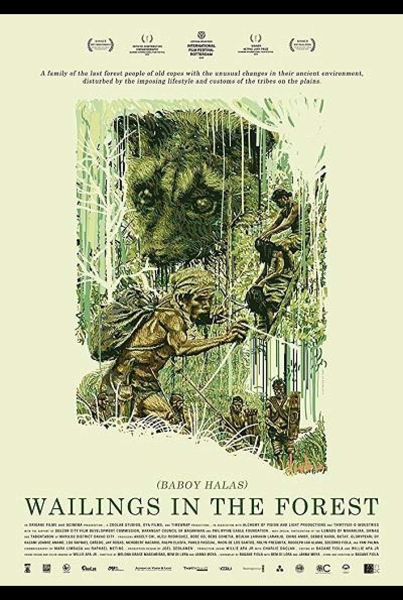 Wailings in the Forest - Filmplakat (INT)