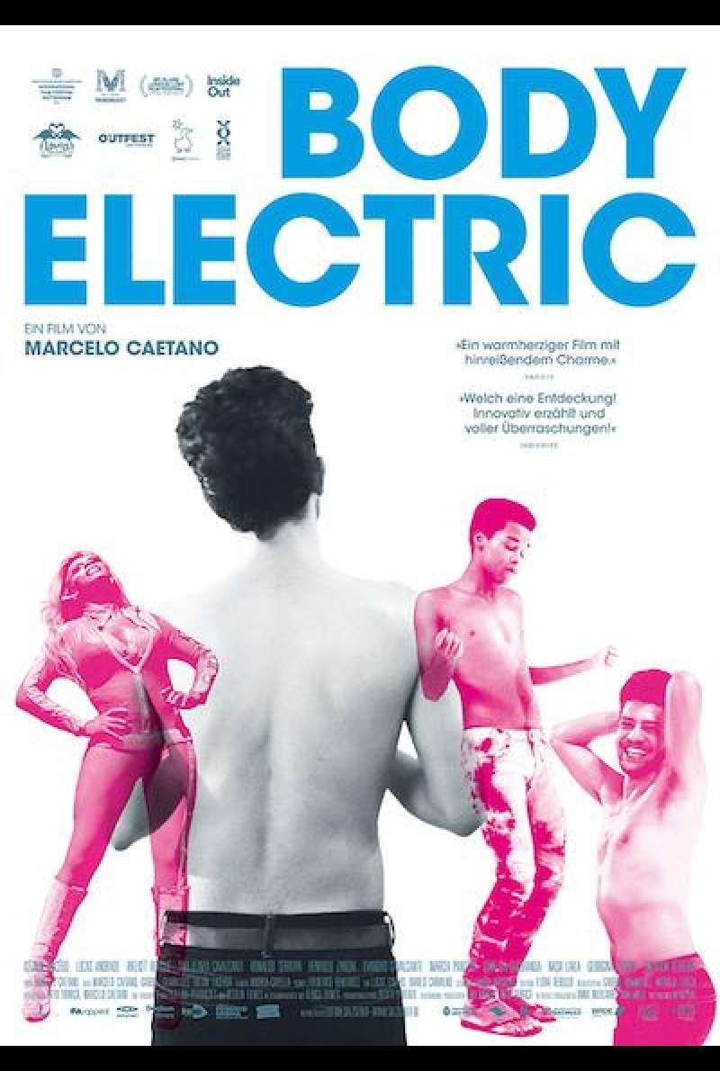 Body Electric - Filmplakat