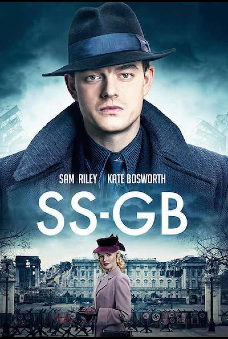 SS-GB (Serie) - Plakat (UK)