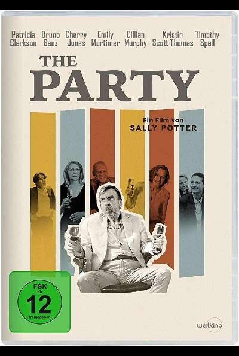 The Party - DVD-Cover