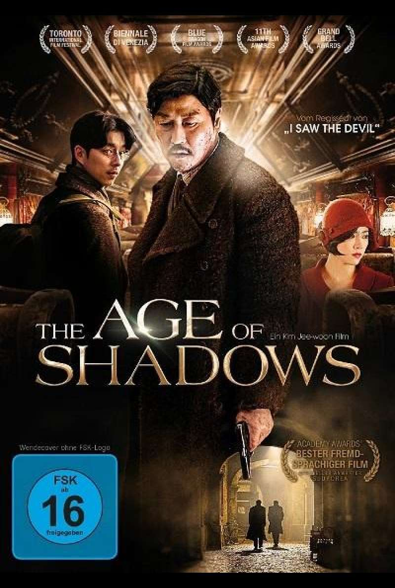 The Age of Shadows - DVD-Cover