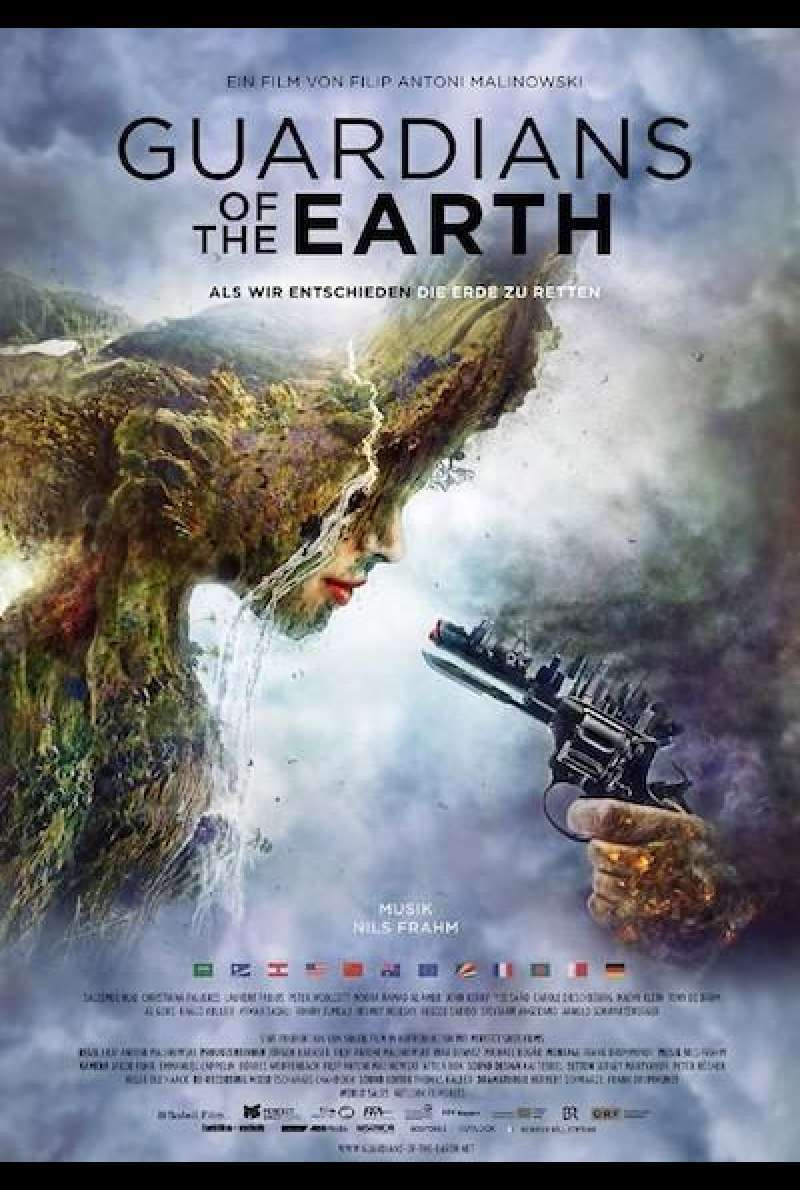Guardians of the Earth - Filmplakat