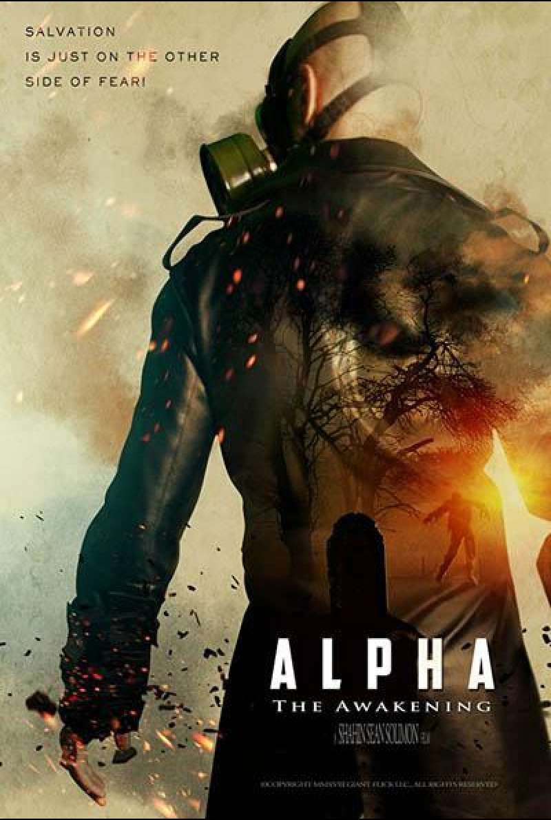 Alpha: The Awakening von Shahin Sean Solimon - Filmplakat